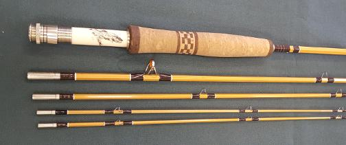 custom bamboo fly rod