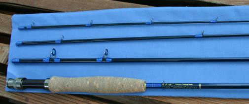 custom fly fishing rods