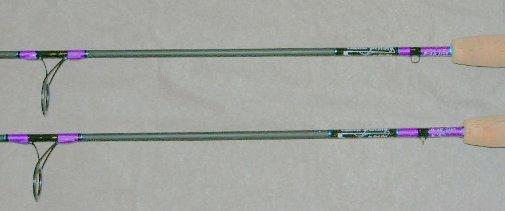 bass rods